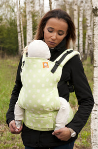 Half Standard WC Carrier - March Dots - Baby Tula