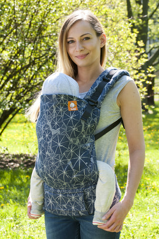 Half Toddler WC Carrier - Parapluie - Baby Tula