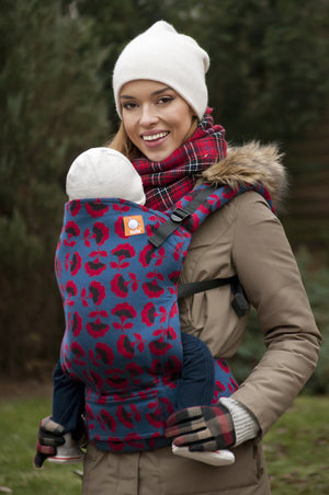 Full Standard Wrap Conversion Carrier - Dorothy - Baby Tula