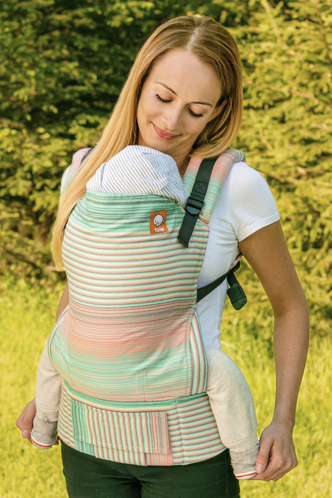 Full Toddler WC Carrier - Eirenne - Baby Tula