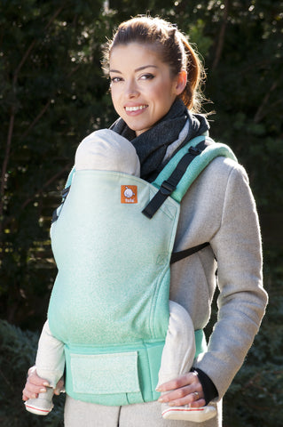 Full Toddler WC Carrier - Emulsion Lush - Baby Tula