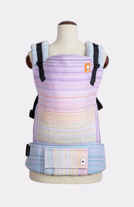 Full Standard Wrap Conversion Carrier - Erizo Sweetness Lilac Weft - Baby Tula