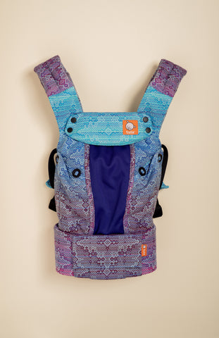 Coast Lolly Lina Soft Lagoon - Tula Signature Baby Carrier