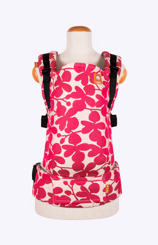 Agossie Solenn's Orchid - Tula Signature Baby Carrier