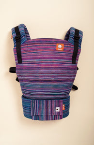 Erizo Wander (Royal Weft) - Tula Signature Baby Carrier