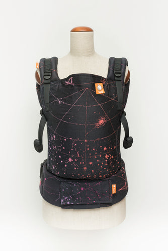 Firespiral Solstice Obsidian Starmap - Tula Signature Baby Carrier