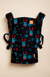 Lolly Rudolf Snowy Night - Tula Signature Baby Carrier