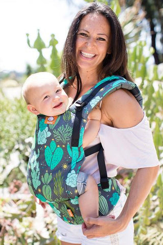 Cacti - Tula Free-to-Grow Baby Carrier - Baby Tula
