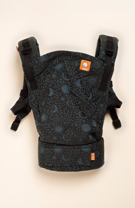 Tula Woven Celestial Balsam - Tula Signature Baby Carrier
