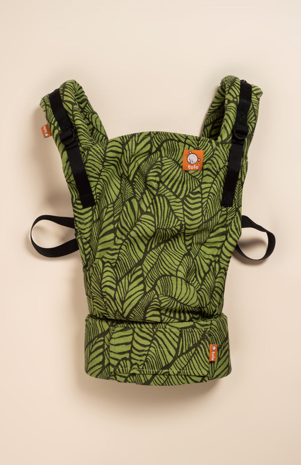 Tula Woven Key West Greenery - Tula Signature Baby Carrier