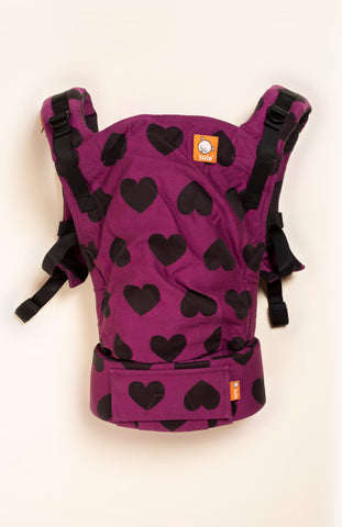Tula Woven Love Vogue - Tula Signature Baby Carrier
