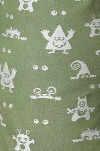 Ghoulie Peek - Wrap Scrap