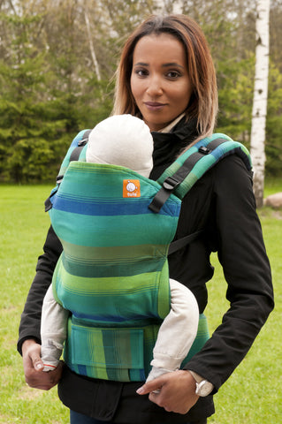 Half Toddler WC Carrier - Antigua - Baby Tula