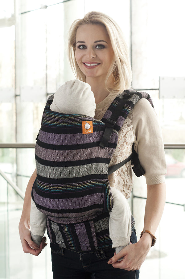 Half Toddler WC Carrier - Isla Diamond - Baby Tula