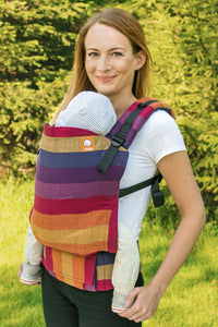 Half Toddler WC Carrier - Tulip - Baby Tula