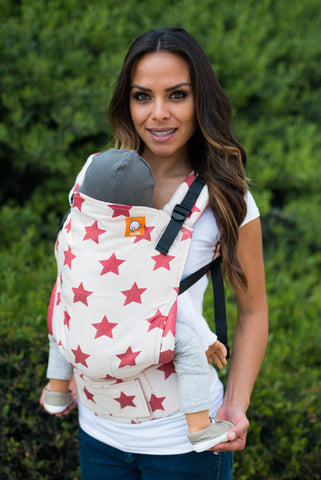 (Toddler Size) Full Wrap Conversion Tula - Tula Glow Mars 2 - Baby Tula