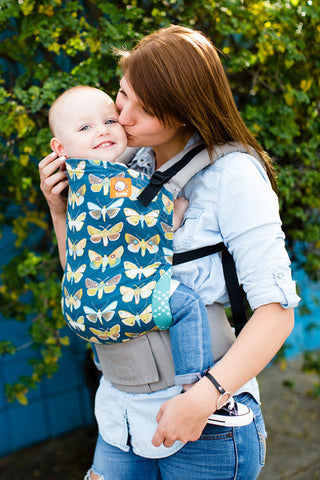 Gossamer - Tula Toddler Carrier