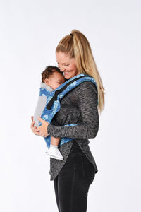 Coast Who's Jelly Now - Tula Free-to-Grow Baby Carrier