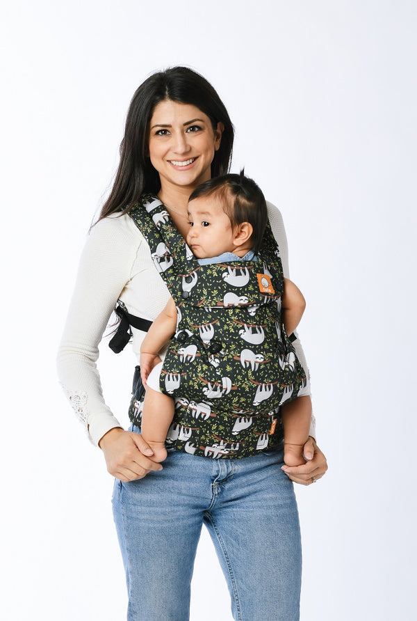 Just Hanging - Tula Explore Baby Carrier