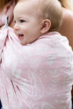 Keene Rose - Wrap Conversion Ring Sling - Baby Tula