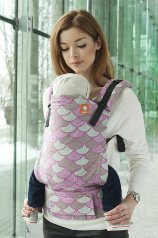 Half Toddler WC Carrier - Apsara Scales - Baby Tula