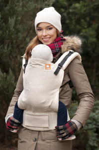 Full Standard WC Carrier - Lalka Ivory - Baby Tula