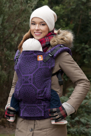 Full Standard WC Carrier - Lalka Plum - Baby Tula