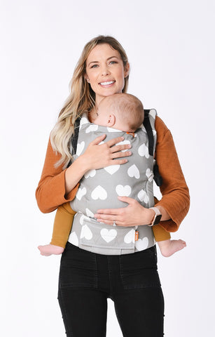 Love Pierre - Tula Free-to-Grow Baby Carrier
