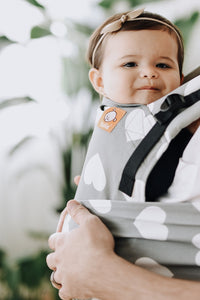 Love Pierre - Tula Half Buckle Baby Carrier