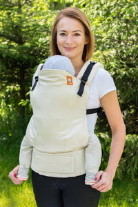Full Standard WC Carrier - Love Blanc - Baby Tula