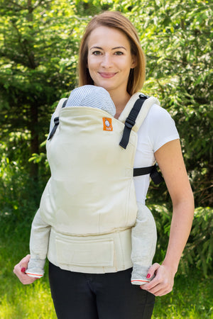 Full Toddler WC Carrier - Love Blanc - Baby Tula