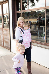 Love You So Much - Tula Baby Carrier - Baby Tula