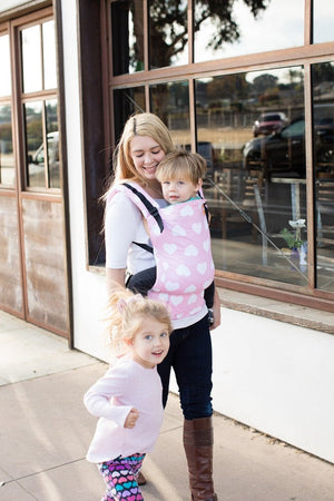 Love You So Much - Tula Toddler Carrier - Baby Tula
