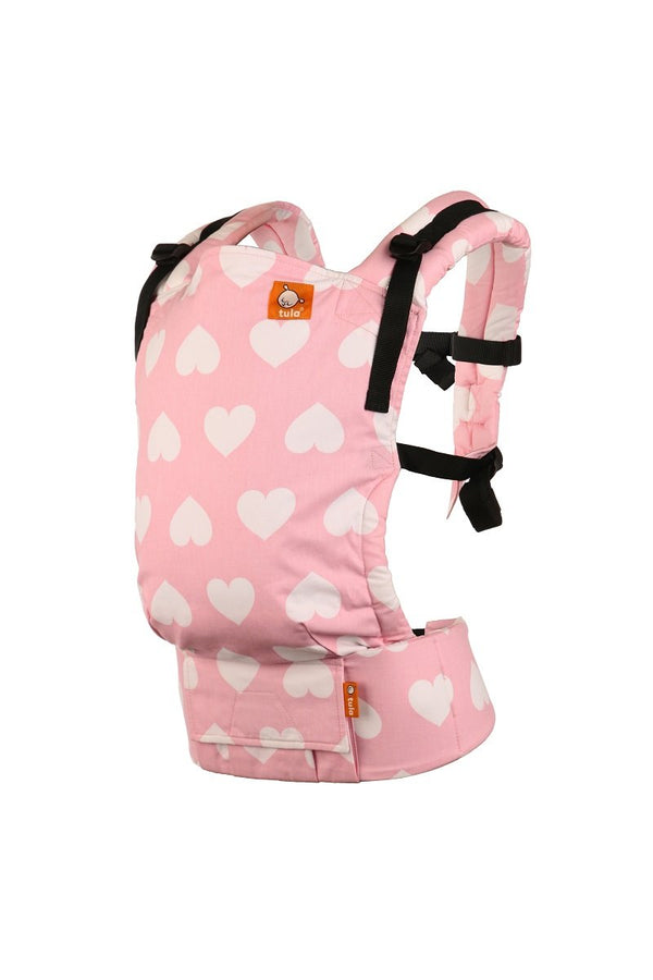 Love You So Much - Tula Free-to-Grow Baby Carrier - Baby Tula