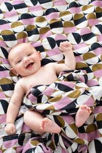 Lovely - Tula Baby Blanket