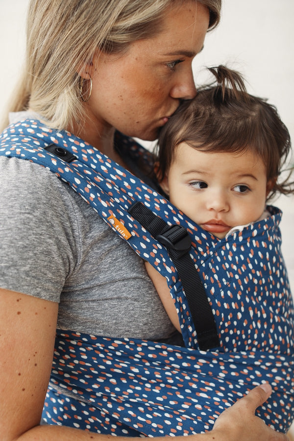 Maya - Tula Half Buckle Baby Carrier