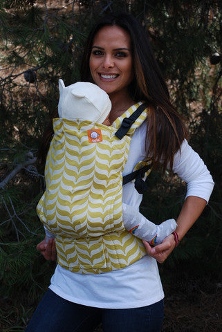 (Standard Size) Full Wrap Conversion Tula Baby Carrier - Migaloo Joy - Baby Tula