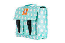 Mint Candy Dots - Tula Kids Backpack - Baby Tula