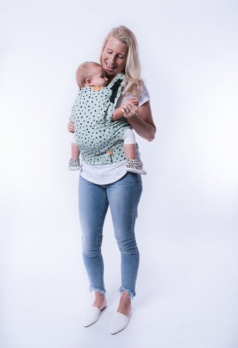 Mint Chip - Tula Half Buckle Baby Carrier