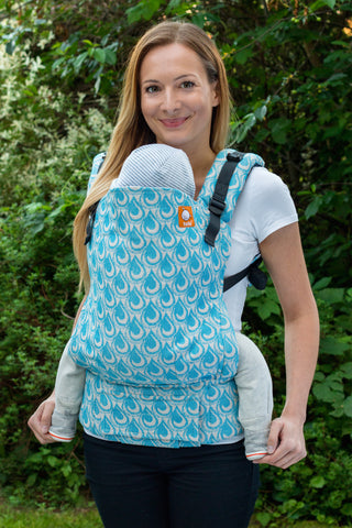 Half Standard WC Carrier - Hyades Sky - Baby Tula