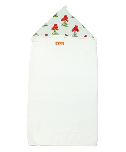 Mushchievous - Tula Hooded Towel - Baby Tula