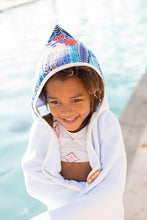 Mystic Meadow - Tula Hooded Towel - Baby Tula