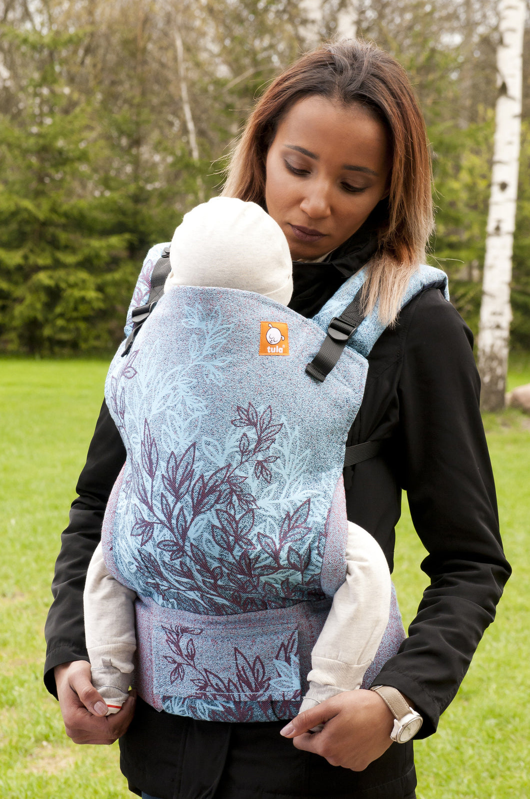 Half Toddler WC Carrier - Lehtia Hibernis - Baby Tula