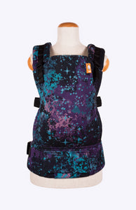 Full Toddler Wrap Conversion Carrier - Natibaby Midnight Supernova