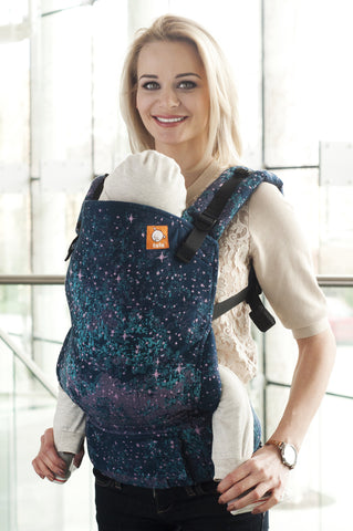 Half Toddler WC Carrier - Nebula - Baby Tula