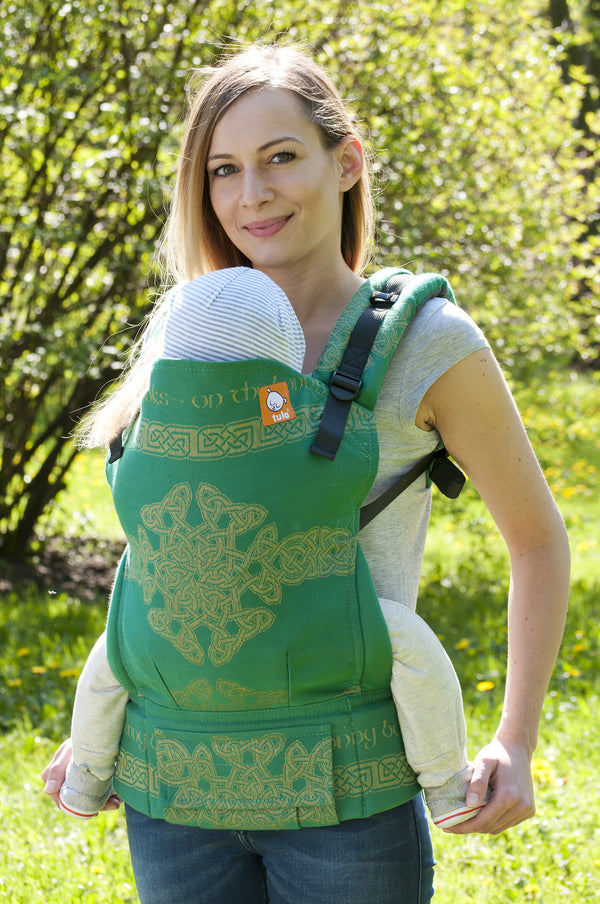 Half Toddler WC Carrier - Caledonia Braes - Baby Tula