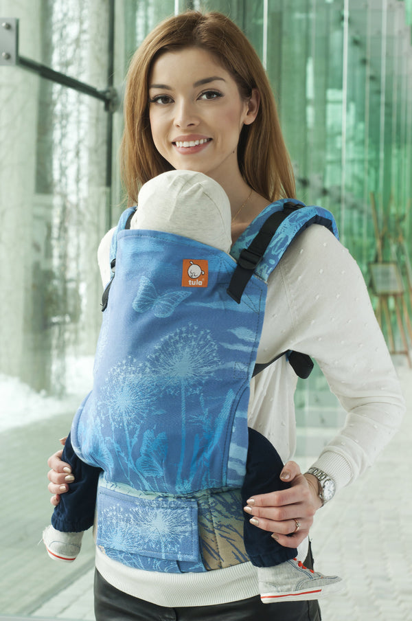 Half Toddler WC Carrier - Leana Seilebost - Baby Tula