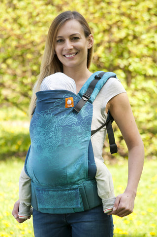 Half Standard WC Carrier - Shui Long Arctic - Baby Tula