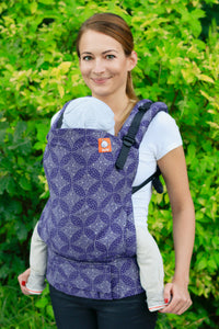 Half Toddler WC Carrier - Starry Night Nebula - Baby Tula