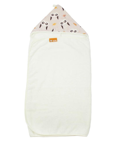 Owl We Need - Tula Hooded Towel - Baby Tula
